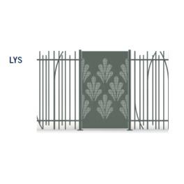 LEXIE LYS dekoratív fémlemez --- elérhető 2020. februártól!
