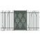 LEXIE PEARL dekoratív fémlemez --- elérhető 2020. februártól!
