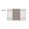 LEXIE NATTE dekoratív fémlemez --- elérhető 2020. februártól!