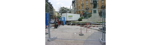 Mobil kerítések